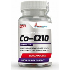 Коэнзим  CO-Q10 от WESTPHARM (60 КАПС / 100 МГ)