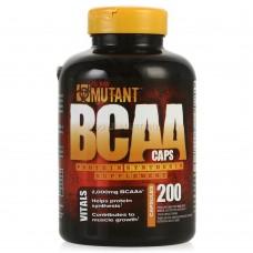 BCAA от Mutant (200 кап)