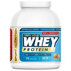 100% WHEY protein от Cult (2270 г.)