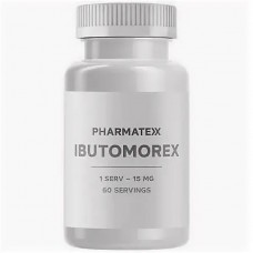 Ibutomorex от Pharmatex (60 кап.)