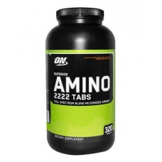 Optium Nutrition Superior AMINO 2222 (320 таб.)