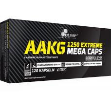 AAKG 1250 Mega от OLIMP  (120 капсул)
