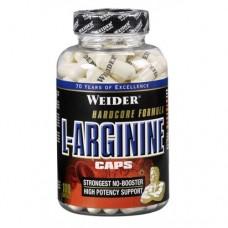 L-Arginine от Weider (100 капсул)