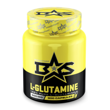 L-glutamine от BINASPORT (300капс.)