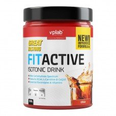 FITACTIVE ISOTONIC DRINK (500 гр.)