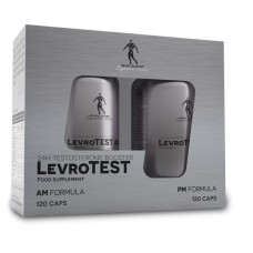 LevroTest (AM PM formula)  от Kevin Levron (2x120 капс.)