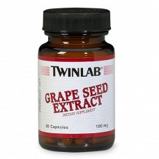 Grape Seed Extract 100 mg от TWINLAB  (60капс)