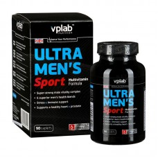 Ultra Men's Sport Multivitamin Formula от VPlab (90caps)