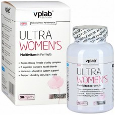 Ultra Women's Multivitamin Formula от VPlab (90капс)