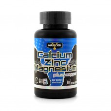 Calcium Zinc Magnesium от Maxler  (90 таб.)