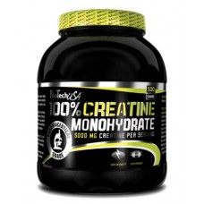 Creatine Monohydrate от BioTech (500 гр.)