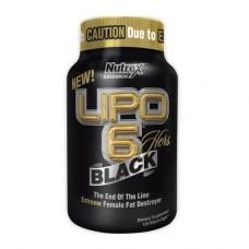 LIPO 6 BLACK HERS от Nutrex (120 капс)